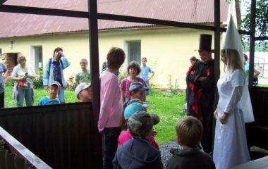školní rok 2008 - 2009 - rozloučení 2009 Bohušov 003 380x240