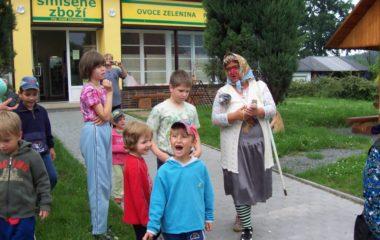 školní rok 2008 - 2009 - rozloučení 2009 Bohušov 006 380x240