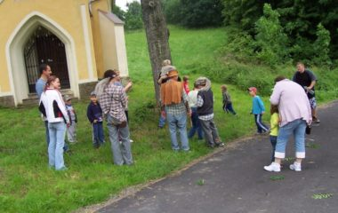 školní rok 2008 - 2009 - rozloučení 2009 Bohušov 018 380x240