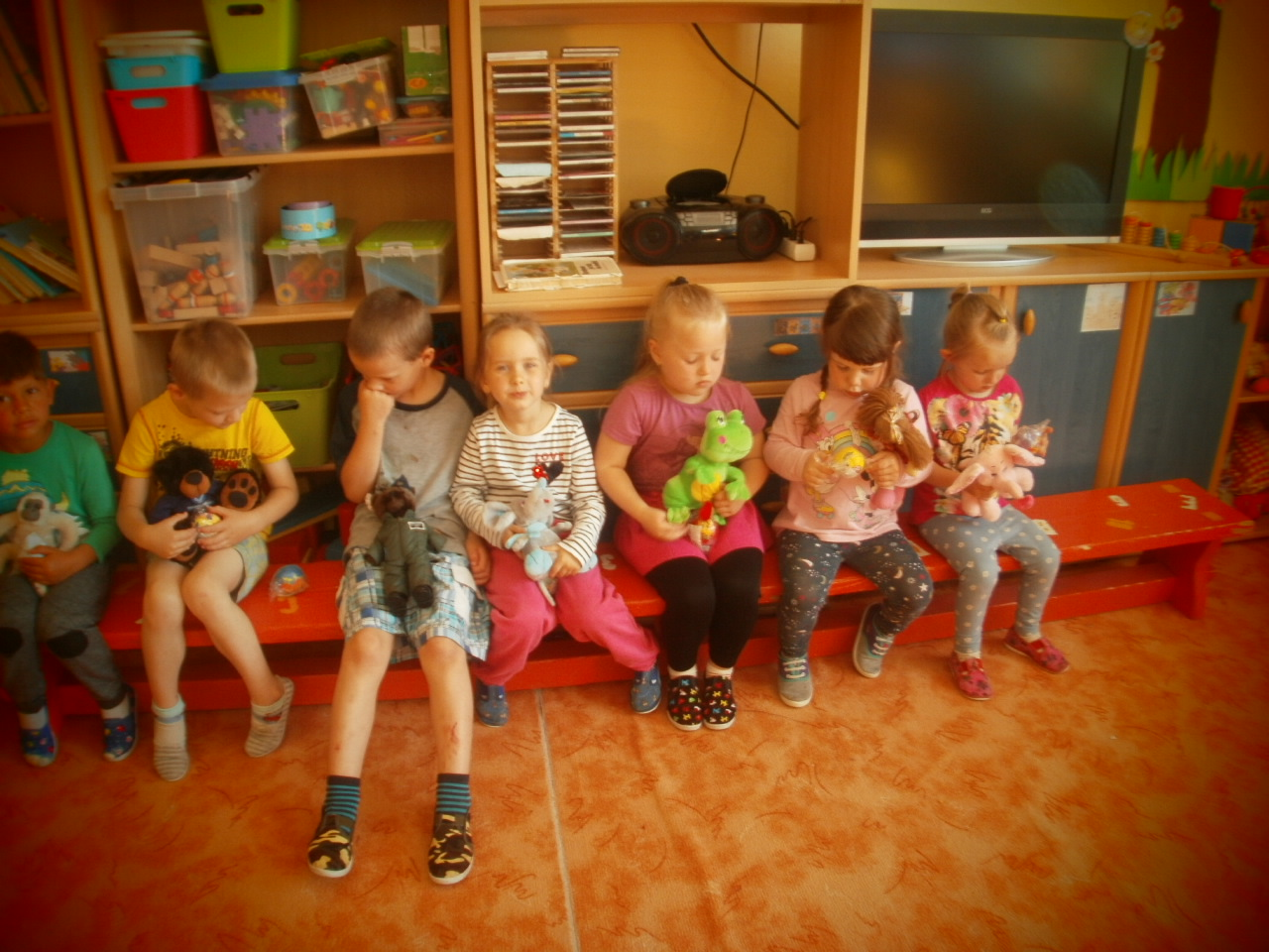 jak jsme oslavili dětský den