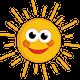 Home - sun landing icon