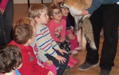 liška Mia - podzimníčci vánoční besídka 147 380x240