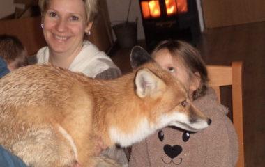 liška Mia - podzimníčci vánoční besídka 161 380x240