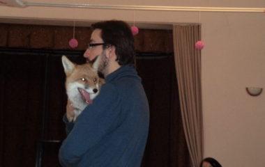 liška Mia - podzimníčci vánoční besídka 171 380x240